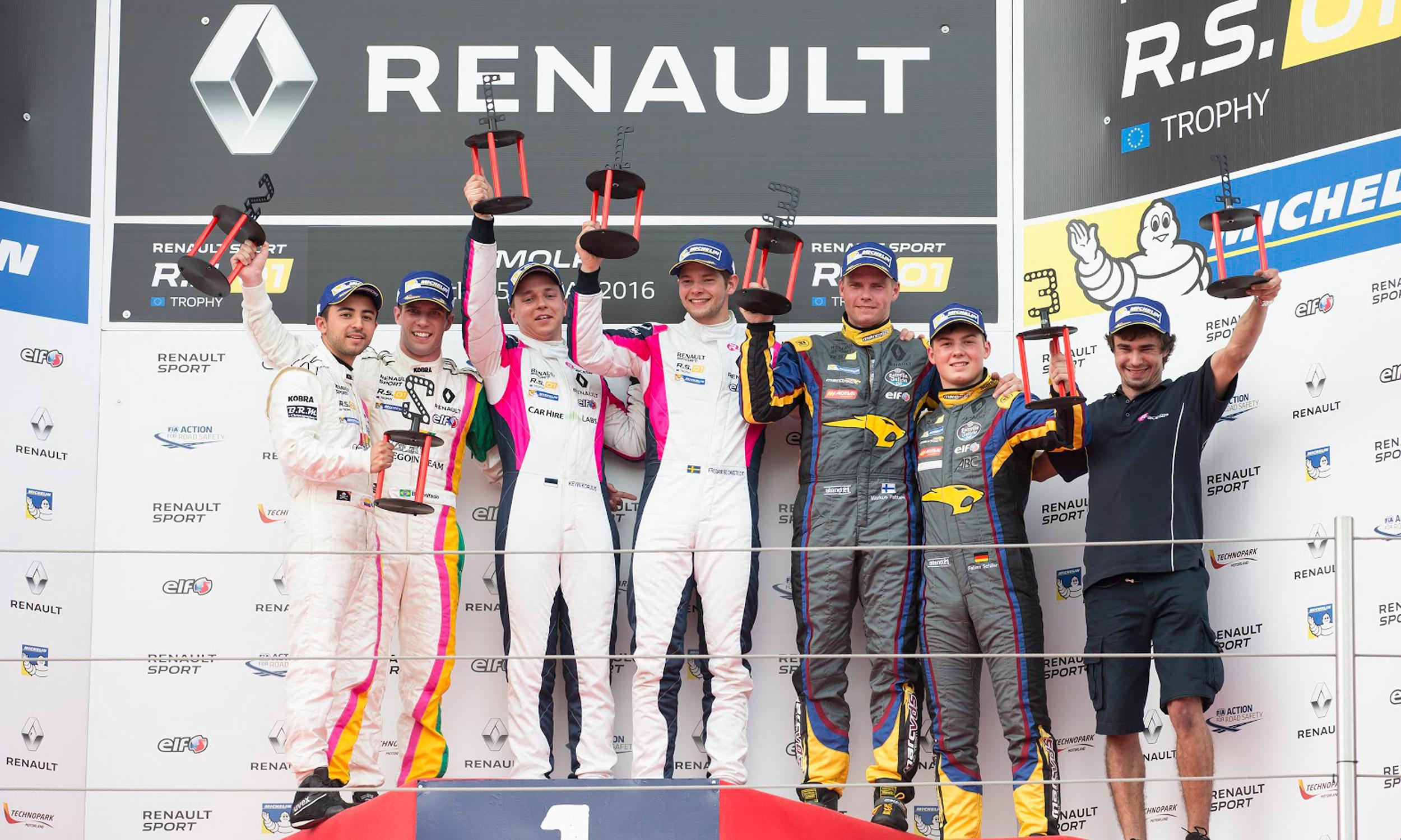 2016 - Renault Sport Trophy