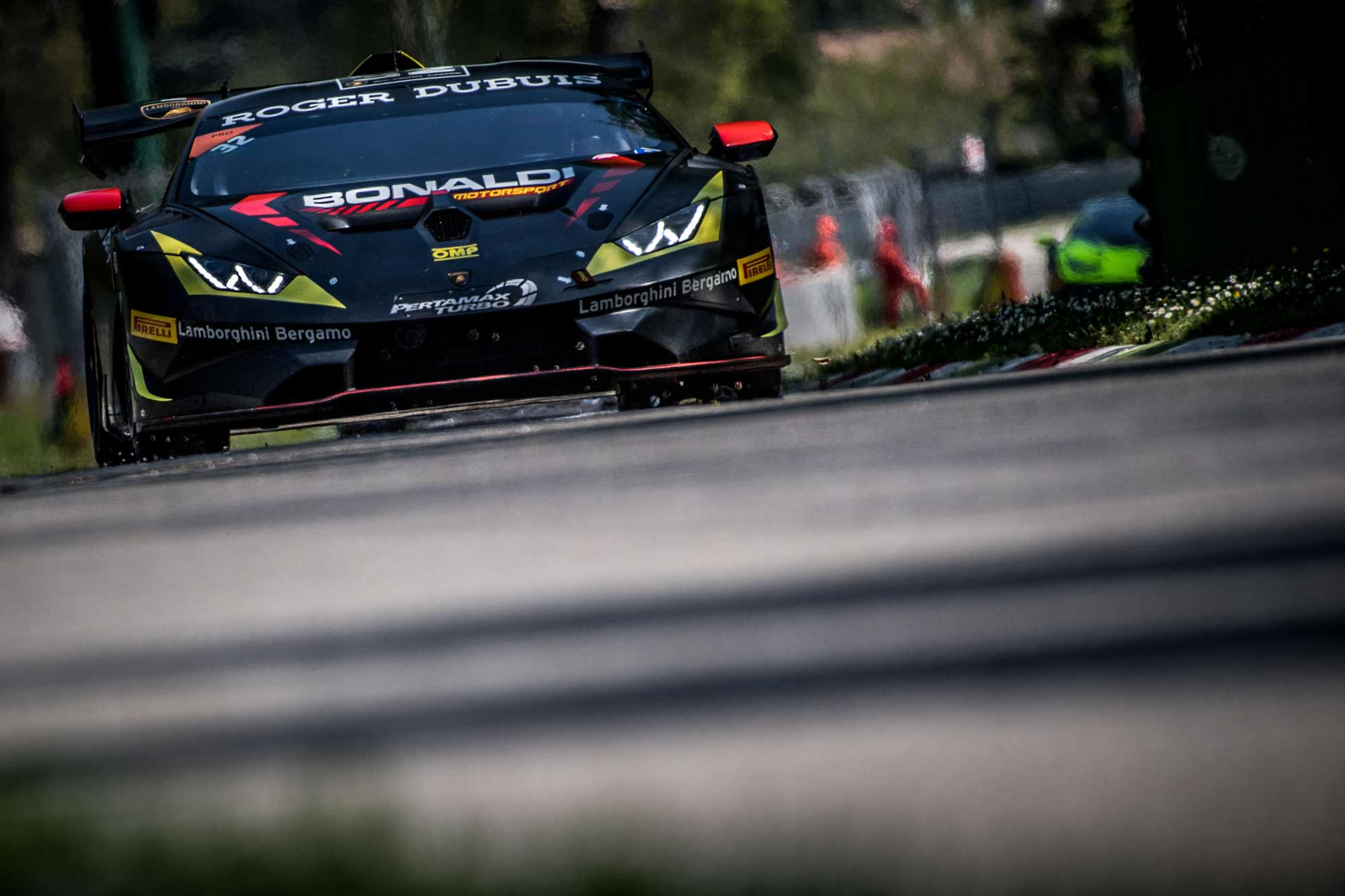 2018 - Lamborghini Super Trofeo